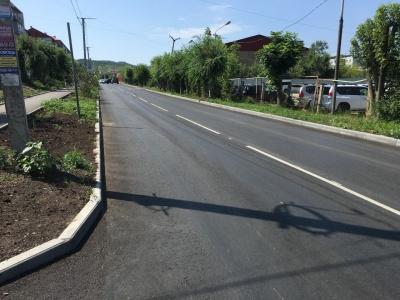 В Артёме продолжается приёмка дорог, отремонтированных по нацпроекту