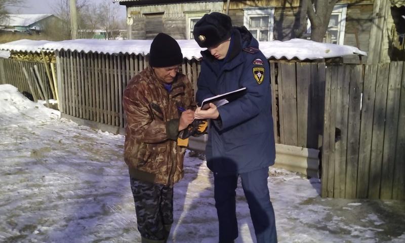 В Дальнереченске ведётся профилактическая работа среди населения