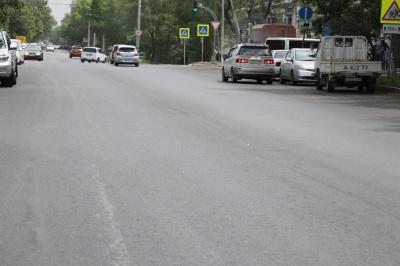 До конца лета в Уссурийске отремонтируют пять дорог