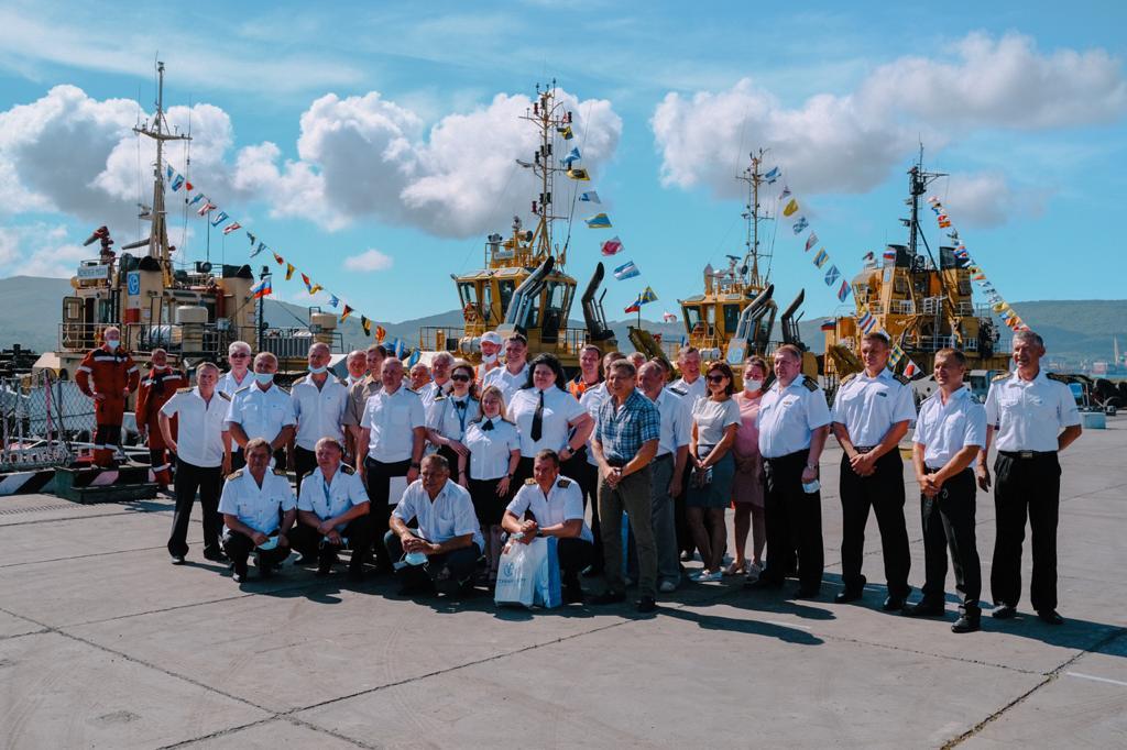 В компании АО «Восточный Порт» отметили 47-летие образования Портового флота